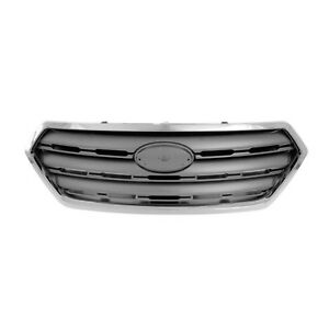 Front Grille Fits 2015 2016 Subaru Outback