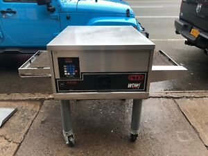 Ctx Dz33i Wow Conveyor Pizza Oven Single Deck 208 Volts 3ph Year 2017 Used