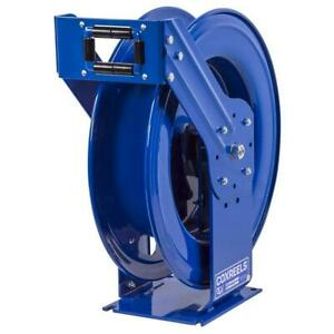 Coxreels Tshl n 350 3 8 inch X 50 foot Air water oil Supreme Hose Reel