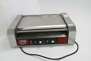 Great Northern Popcorn Company 24 Hot Dog 9 Commercial Roller Grilling Machine