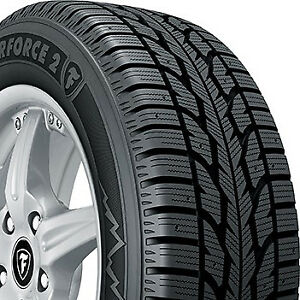 2 New 215 70 15 Firestone Winterforce 2 Winter Performance Tires 215 70 15