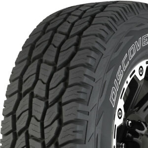4 New Lt275 70r17 Cooper Discoverer A T3 All Terrain 10 Ply E Load Tires 2757017