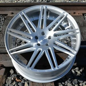 22 Road Force Rf11 Wheels For Range Rover Sport Hse Discovery 22x10 5 Rims