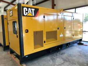 2012 Caterpillar 410kw Generator new Unused Cat C15 6 Cylinder 15 2l Diesel