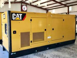 2016 Caterpillar 350kw Generator new Unused Model 350s Cat C13 Diesel Engine