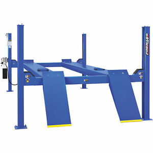 Forward Lift 4post Truck car Lift 182 5in 14 000lb cap cr14n100ybl