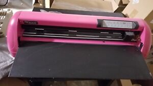 Gcc Bengal Limited Ed Cut3000 Vinyl Plotter Cutter digital Servo Motor Pink