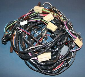 1956 1957 Corvette Main Wiring Harness Lectric Limited New Ready To Ship