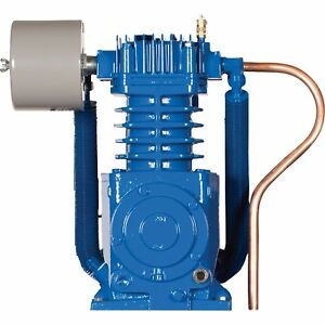 Quincy Qt 5 Basic Compressor Pump For 3 5 Hp Qt Compressors