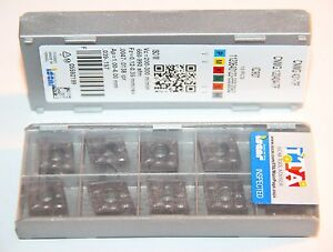 10 Pcs Cnmg 431 Tf Ic907 Iscar 10 Inserts 1 Factory Pack