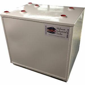 Midwest Industrial Tanks 50gal Double wall Storage Fuel Tank