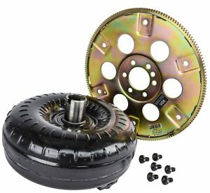 Jegs Performance Products 60402k Torque Converter And Flexplate Kit Gm Th350 th4