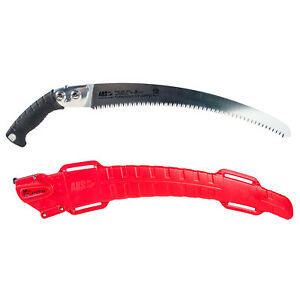 Tree Climbers Ars Professional Pruning Saw W scabbard 16 5 Blade Made In Japan