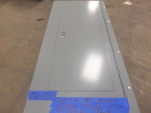 Square D 225 Amp Panel Panelboard Mlo 3ph 480v 277v 240v 208v Nf 42sp 200