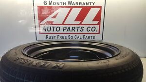 16 17 18 Honda Civic Sedan 16x4 Compact Spare Wheel With Tire