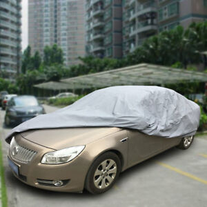 Universal Car Cover Outdoor Uv Protection Basic Guard 9 Layer Dust Proof