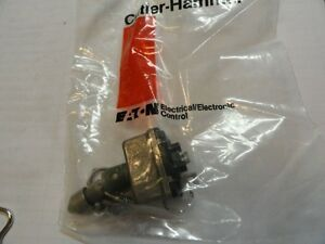Cutler hammer Toggle Switch 8843k10 ms24612e222