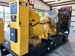 Caterpillar 350 Kw Generator new Unused Caterpillar C 13 Diesel Engine