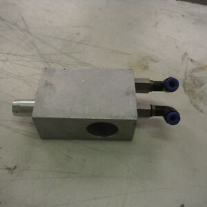 Nordson Reconditioned 100 Powder Pump Standard Flow 6mm Tube 165636 used