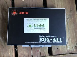 Aidetek 0805 1 Resistor Kit 0 10m Ohm 144v 100pc value 14400pcs Box all