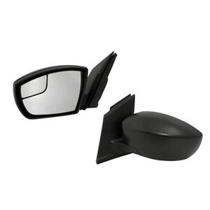 Fits 2013 2016 Ford Escape Left Hand Driver Side Power Mirror