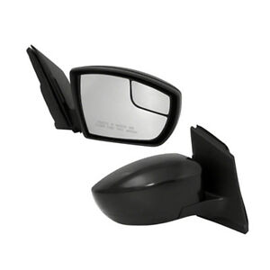 Fits 2013 2016 Ford Escape Right Hand Passenger Side Power Mirror Paint To Match
