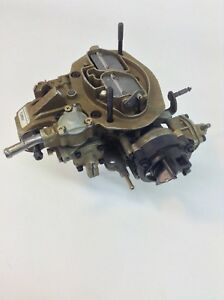Holley 5220 Carburetor R40129 1984 Chrysler Dodge Plymouth 2 2l Without Ac