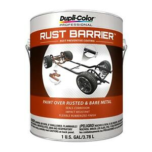 Duplicolor Rbg100 Rust Barrier Rust Treatment Black 1 Gal