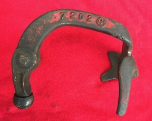 Vintage New Holland Square Hay Baler Knotter Knife Arm No Z202