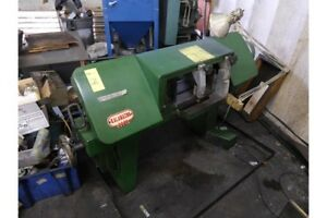16 W 9 H Kalamazoo H9a Horizontal Band Saw 1 Blade 1 Hp Vise
