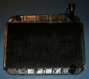1956 1957 1958 1959 1960 1961 1962 Corvette Harrison Radiator