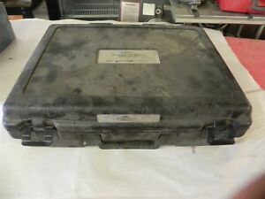 Kent Moore J 44551 Gm A C Suction Screen Installer Kit Empty Gm Tool Box Used