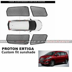 Car Window Sunshades Sun Shades Sun Visor For Proton Ertiga 4pcs