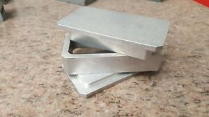 Rosin Pre Press Mold 2 X 4 Bag 2x4 flower Puck Billet Aluminum Usa Made