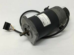 Mcg Id23001 Dc Brush Servo Motor 30 Oz in 60vdc 3 3a 6000rpm Nema 23 W encoder