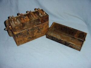 Model T Ford Vintage Antique Dash Coil Box With Coils 1920 1921 1922 1923 1924