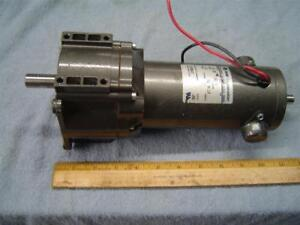 Rae Variable Speed Dc Gear Reduction Motor 155 Rpm