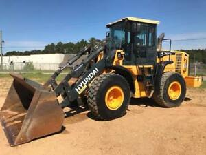 2013 Hyundai Hl757tm 9 R t Wheel Loader A c Heat Rear Camera 173 Hp Qs8 6 7l