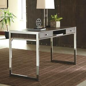 Modern Design Home Office Writing Computer Desk With Drawers