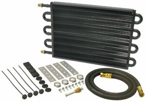 Derale 17 1 2 X 10 1 4 X 3 4 Automatic Trans Fluid Cooler Kit P n 13304