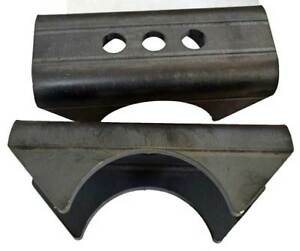 Leaf Spring Perches 3 1 4 Tube 2 1 2 Spring 6 Long