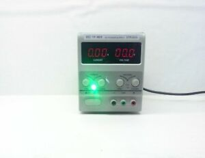 Dc Power Supply Precision Variable Adjustable 30v 5a Dc Power Supply Stp 3005