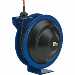 Coxreels Spring driven Welding Cable Reel 2 ga Cable p wc17 5020