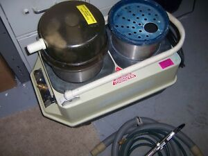 Heated Carpet Cleaner Cp 3 Thermax Extractor Auto Detailing 012