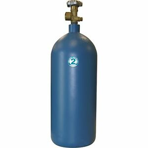 Thoroughbred Empty Argon co2 Welding Gas Cylinder 2 mix2 b