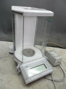 Mettler Ag 104 Digital Top side Load Precision Balance Scale 101g X 0 1mg