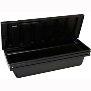 1117416 Truxedo Tonneau Mate Truck Bed Tool Box With Inside Rail System