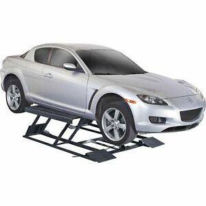 Bend Pak Portable Low Rise Vehicle Lift 6000 Lb Cap 5175728