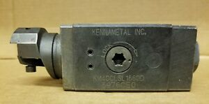 Kennametal Clamping Unit Km40 clsr 1660d With Tool Holder
