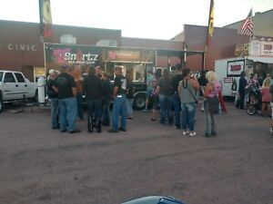 Used Bbq Concessions Trailer Sellout
